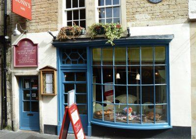 Ältestes Geschäft in Bath