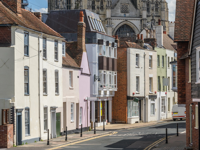 Schulfahrt England: Ausflug nach Canterbury