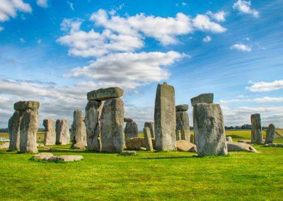 Mythisches Stonehenge
