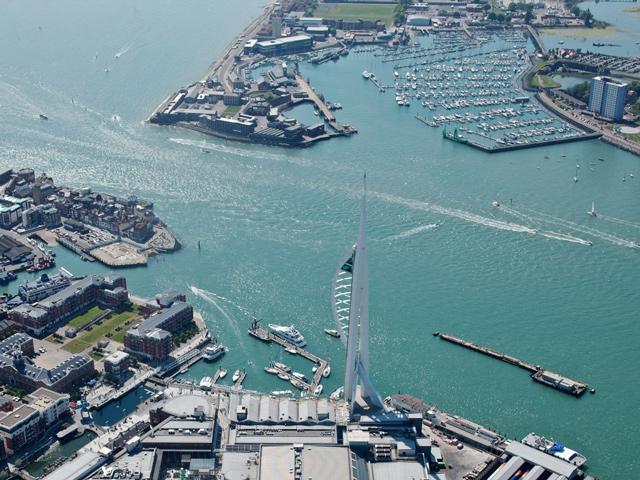 was heute in Portsmouth zu tun ist