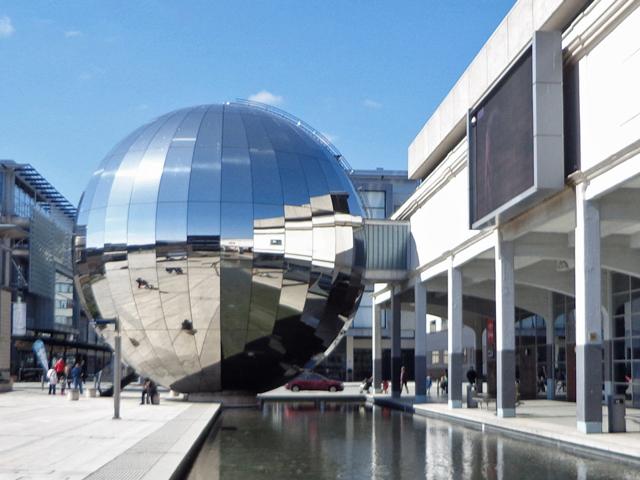 Schulfahrt England: Bristol Science Centre