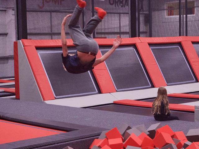 Sprachreise: Urban Jump