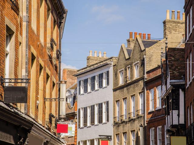 Ausflug nach Cambridge: Stadtzentrum