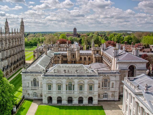 Schulfahrt England: Ausflug nach Cambridge
