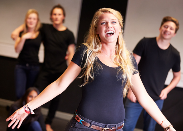 Schulfahrt England: Programm in London - Theatre Workshop