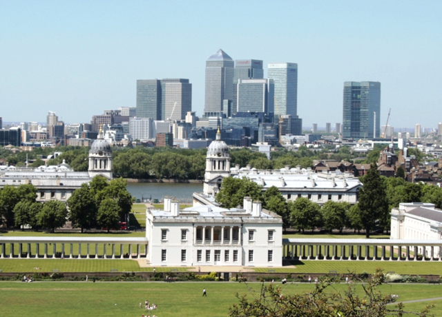 Sprachreise: Greenwich - Royal Observatory