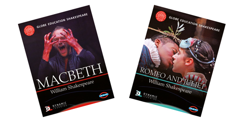 Buch-Cover Shakespeare-Edition